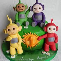 Ahh Teletubbies!