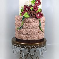 Cakesdecor Classic Fabric Flowers in sugar book review