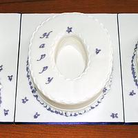 Violet 100th Birthday