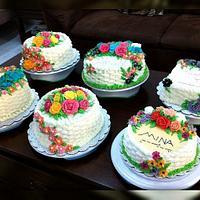 Basic Decorating Buttercream  by Yusy Sriwindawati