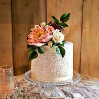 Sweet Rustic Wedding