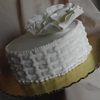 Make It Wedding Cake-'ish'
