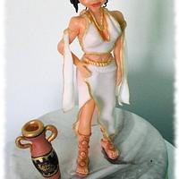 γυναίκη - greek woman