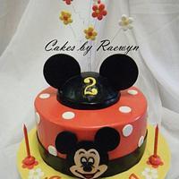 Amelias Mickey Mouse
