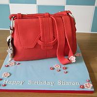 Radley Handbag by Laura Galloway
