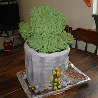 83 year old Dad's Birthday Cake by Debra