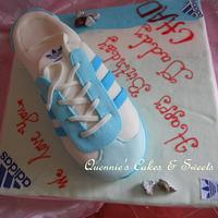 ADIDAS sneaker by quennie