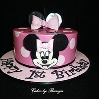 Minnie Mouse for Lili Part 1