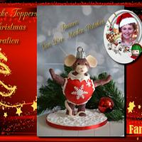 christmas collaboration  christmouse