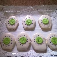 FIRST CAKE!!!!!SPANISH!!!! by sandrasalinero