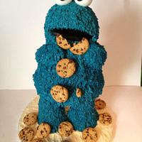 Cookie Monster by TracyLouX