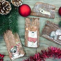 Wooden gingerbread 3