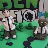 BEN 10 by kylieskeyk
