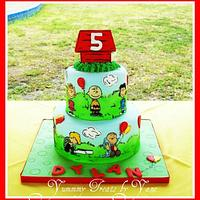 Peanuts Cake, Cookies and More!