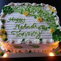 Henna/Mehndi Cake