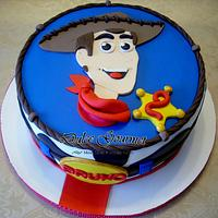 Toy Story! Woody by Silvia Caballero