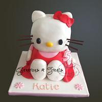 Hello, Hello Kitty by GenerousTreats