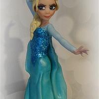 Fondant Elsa