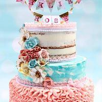 Baby Shower Cake/Cupcakes Cakepops