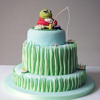 """Beatrix Potter Baby Shower"" for Cake Central Magazine"