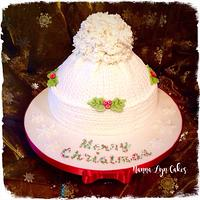 Christmas Bobble Hat