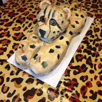 Birthday Cheetah