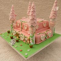 Fairy Castle. by Sharon Todd