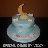 Welcome home cake 2