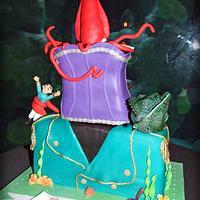 Krewe Nautilus cake
