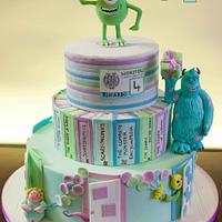 Monster University party