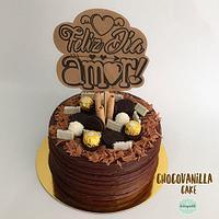 Torta de Chocolate en Medellín