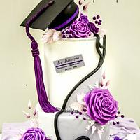 Congratulations graduation, Doctor!