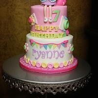 La La Loopsy Cake