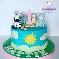 Themed Birthday Cakes at Shepherd Delights, Berkshire, UK