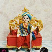 Caker Buddies Collaboration: Theme-Sitcoms: Jhansi ki Rani