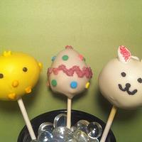 Easter/Spring Cakepops