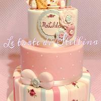 My doll cake
