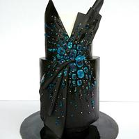 Couture Cakers Collaboration - Black Beauty