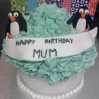 birthday penguins