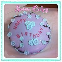 Blossom Cake