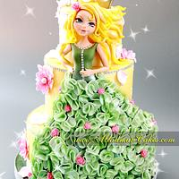Princess of Sun Cake