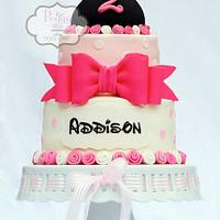 Ribbon Rose Minnie