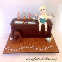 Bad Elsa - Let It Flow