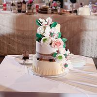 Wedding cake! :)