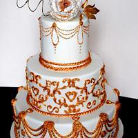 Versailles cake