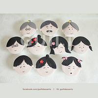 Family Cupcakes