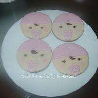 Baby shower cookies by Sofia Costa (Cakes & Cookies by Sofia Costa)