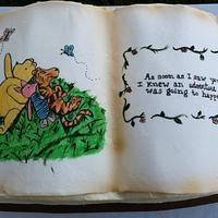 Classic Winnie The Pooh Book