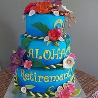 Aloha Retirement!
