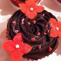 simple little cupcake